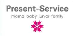 present-service-banner-design
